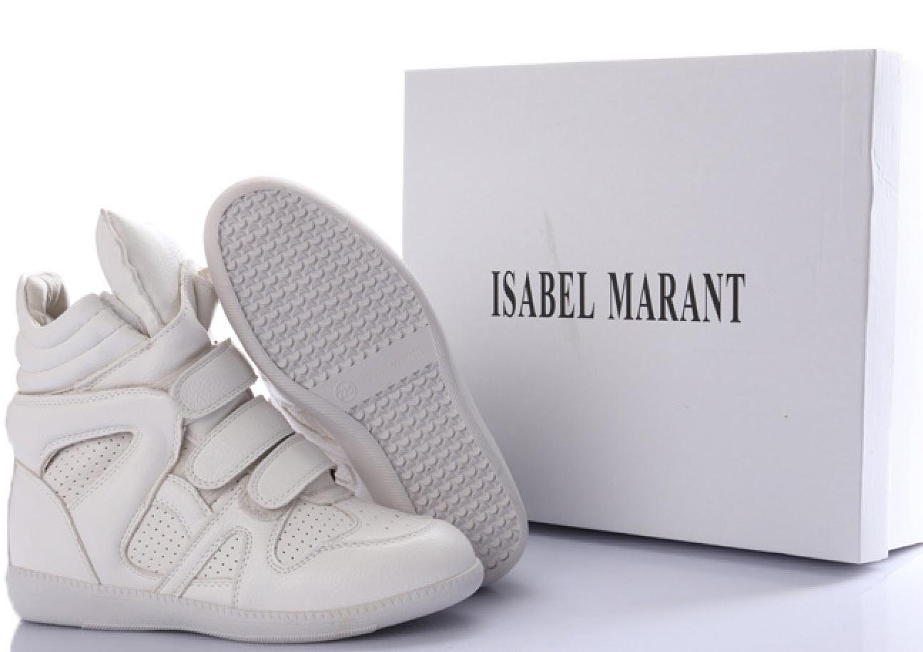 Isabel Marant basket skor