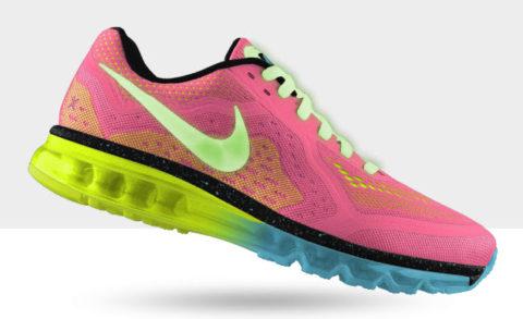 Självlysande skor från NIKE