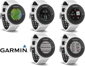 Garmin (010-01195-00) Approach S6 GPS Golf klocka- Med SwingTempo funktion!